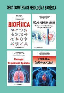Obra completa II Cátedra de Fisiología